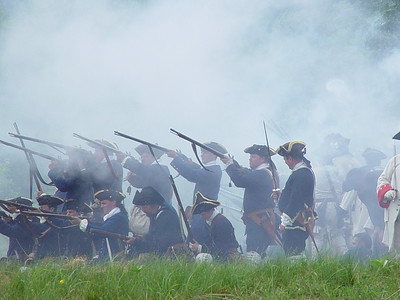 Ft. Ticonderoga 2003 F-n-I reenactment
