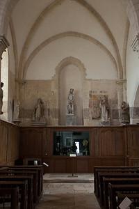 Chaource - Aisle Chapel