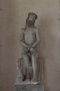 Chaource, Eglise Saint-Jean-Baptiste - The Man of Sorrows