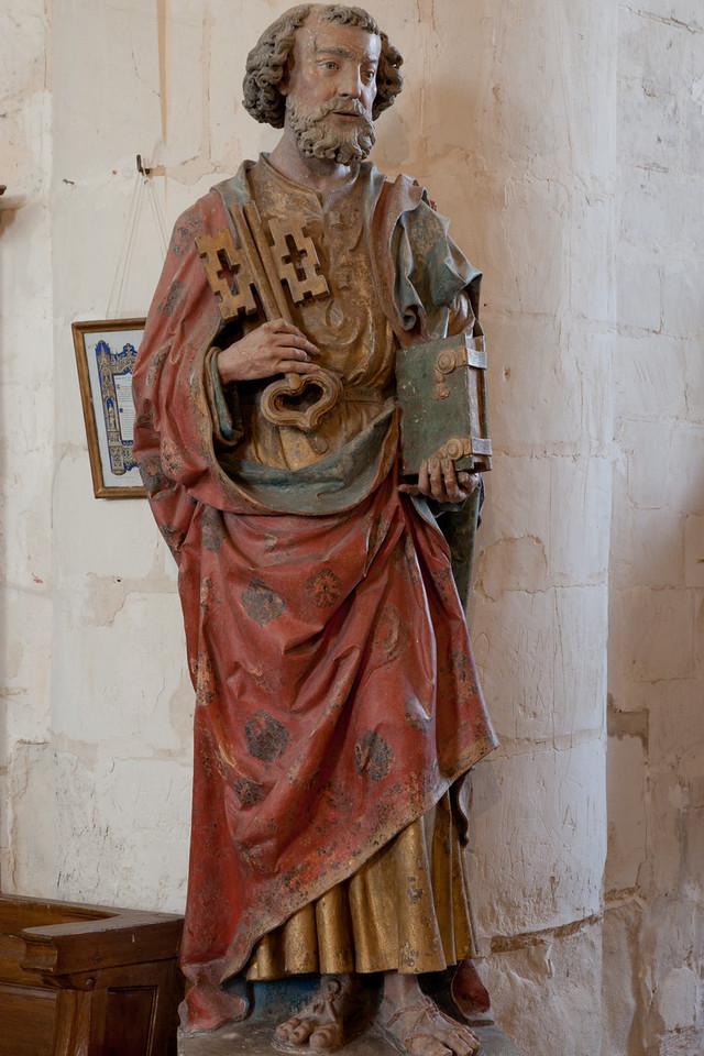 Geraudot, Saints Peter and Paul Church, Saint Peter