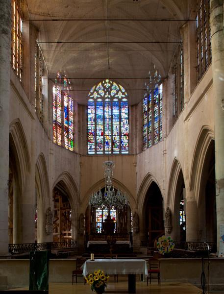 Bar-sur-Seine - The Choir