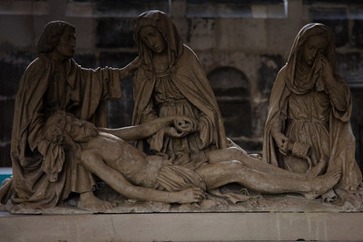 Troyes, Saint-Jean-au-Marche, The Entombment