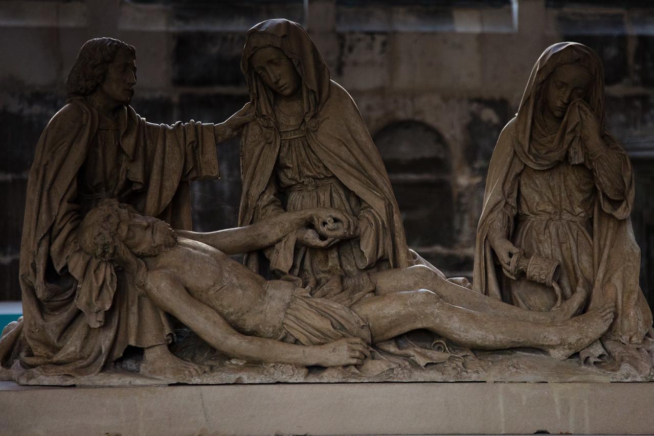 Troyes, Saint-Jean-au-Marche, The Entombment