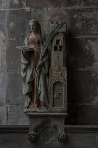 Troyes - Saint-Jean-au-Marc he - Saint-Barbara (16C)