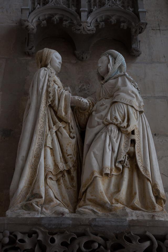 Troyes - Saint-Jean-au-Marc he - The Visittation (16C)