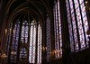 And finally 2: The glorious sainte chapelle, Paris, 12 May 2005