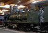 SNCF 0-6-0 030.C.815, Cite du Train, Mulhouse, 16 July 2005.  Built in 1880 for the Western Rly (Ouest).