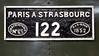 Paris & Strasbourg Rly 4-2-0 No 80 Le Continent, Cite du Train, Mulhouse, 16 July 2005 5