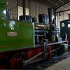 0-4-0T No 3, Vogelsheim, France, Sun 17 July 2005.  Built by Henschel (5844 / 1901).