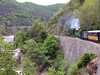 No 403, climbing away from Douce Plage into the Doux valley, 5 May 2005.