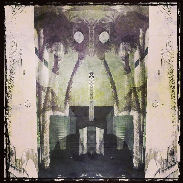 #abstractart #art #davedsvidson #holy #church #temple #dream