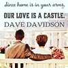 Since #home is in your arms, our love is a #castle. #davedavidson #poetrycommunity #couple #lovestory #poetsofinstagram #poetry #writersofinstagram #writing #quotes #quote #instadaily #instagood #instagram #couplegoals #lovequotes #marriage #wedding