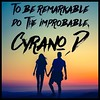To be remarkable do the improbable. #cyranoD #artistsoninstagram #davedavidson #quotes #writing #writercommunity #poetry #poetsofinstagram #sixwordstory #instadaily #instagood #spilledink #poetry