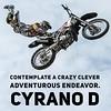 #adventure #risk #cyranoD #davedavidson #branding #creative #poetsofinstagram #quote #quotes #instagood #inspiration #inspirationalquotes