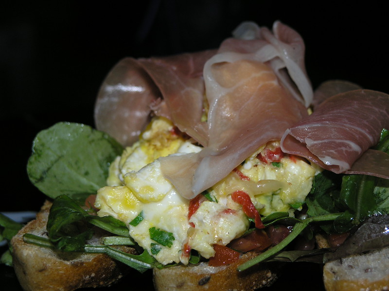 Green Eggs and Ham by Chef Jami Cakes
