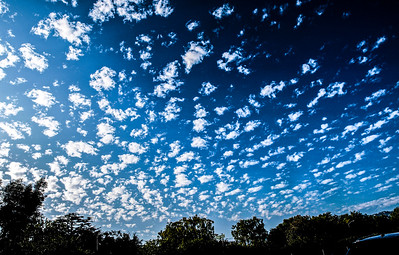 Magnificent Sky and Clouds No 3