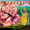 Mural in Portland