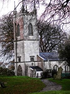 St. Patrick's Church at the Hill of Tara