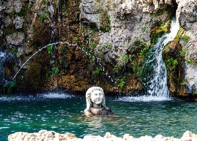 The Mermaid...Fontana Dell'Aquilone