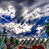 Clouds at LACMA