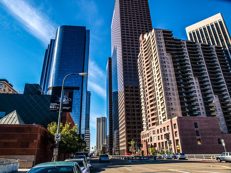 Grand St. Downtown LA