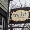 Breaky at Trinket in Portland, Oregon