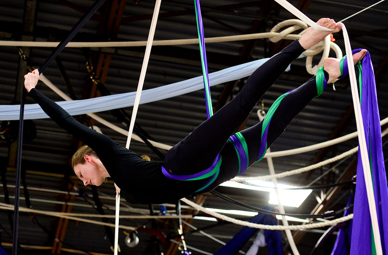 Frequent Flyers Aerial Dance 30 Years