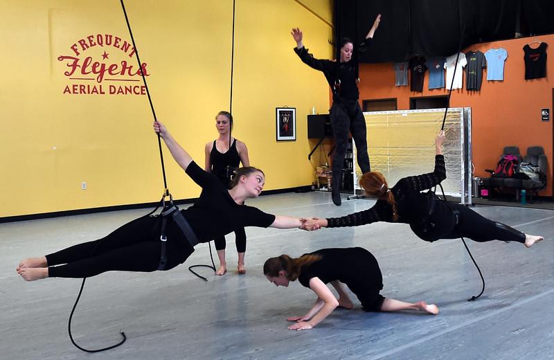 Aerial Dance Festival 2017 in Boulder