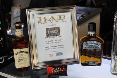 Cocktails from the Event Sponsors Jack Daniels Honey and Gentlemen Jack
