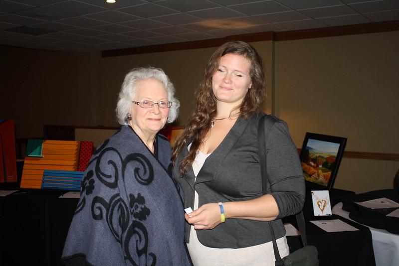 Janice Yoes, Julie Morrill 2