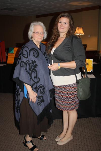 Janice Yoes, Julie Morrill