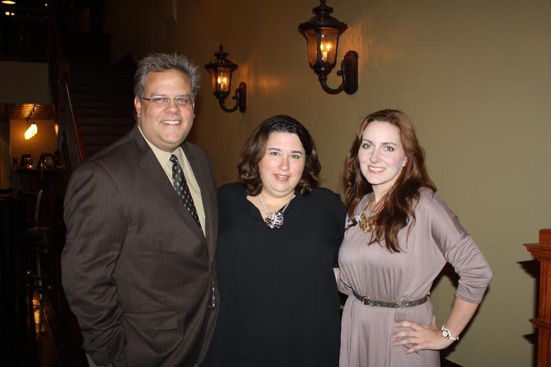 Rick & Sheri Hammond, Eva Laurin
