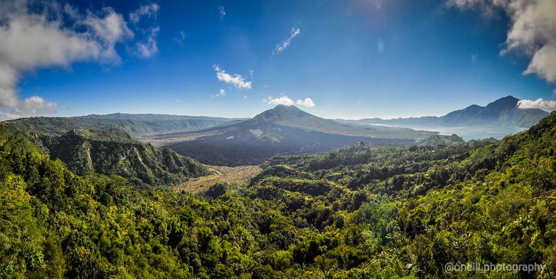 Mt Batur Pano #2