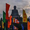 The Big Buddha, Po Lin Monastry