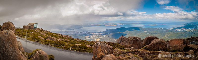 Mt Wellington Lookout