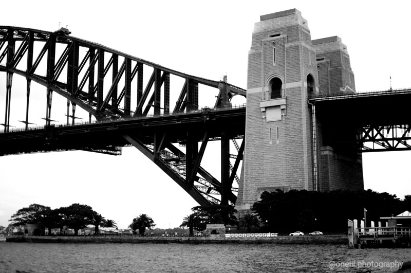 High Contrast Bridge