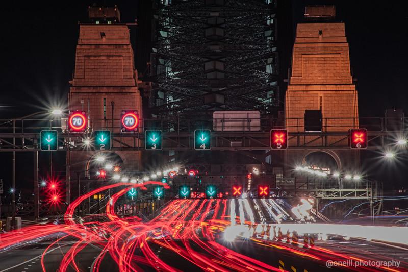 Cross Bridge Traffic