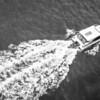 Ferry Wake