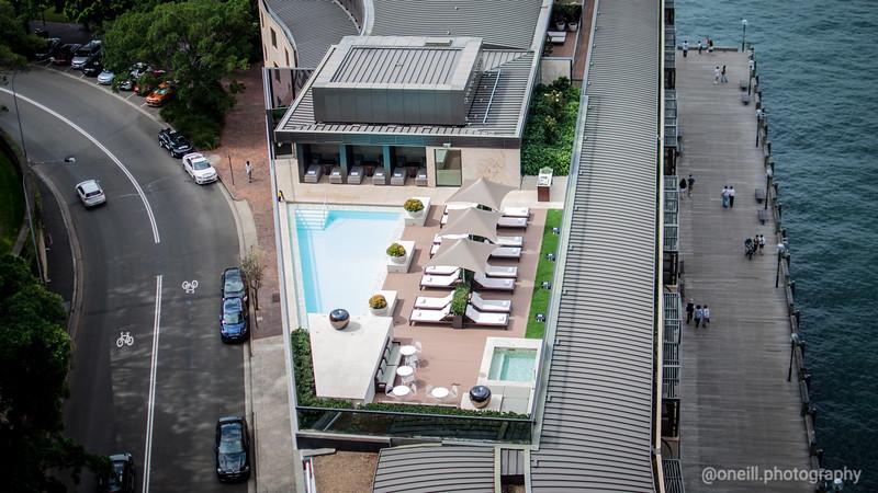 Park Hyatt Aerial