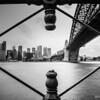 Sydney in B&W