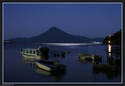 Volcano, Lake Atitlan, Guatemela
