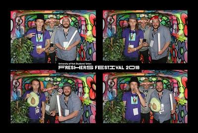 Freshers Festival, 29th Sep 2018