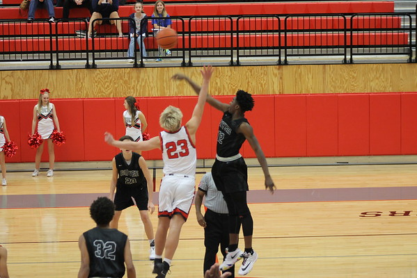Freshman A vs Guyer 11/29