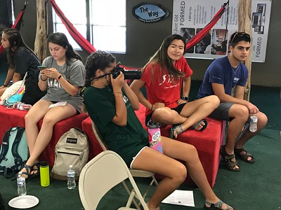 Freshman Fellowship Camp 2018