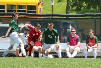 Freshman Soccer 5/13/17