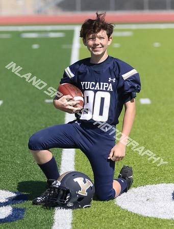 Freshman football 2020/21 individuals