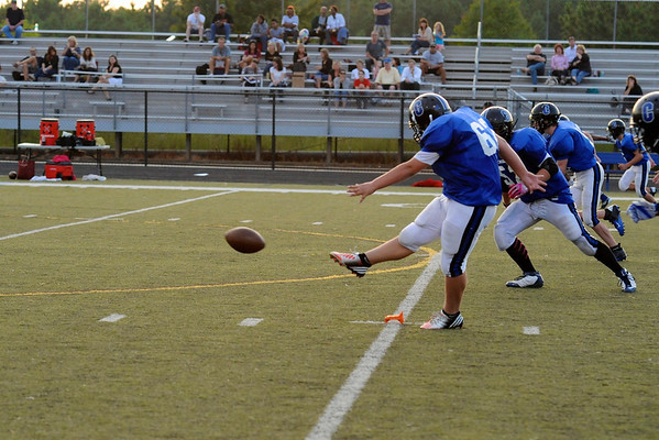 Freshman Football 2012