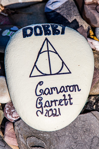 Dobby's Grave.