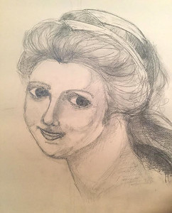 """After Romney's """"Lady Hamilton as 'Nature'"""""""