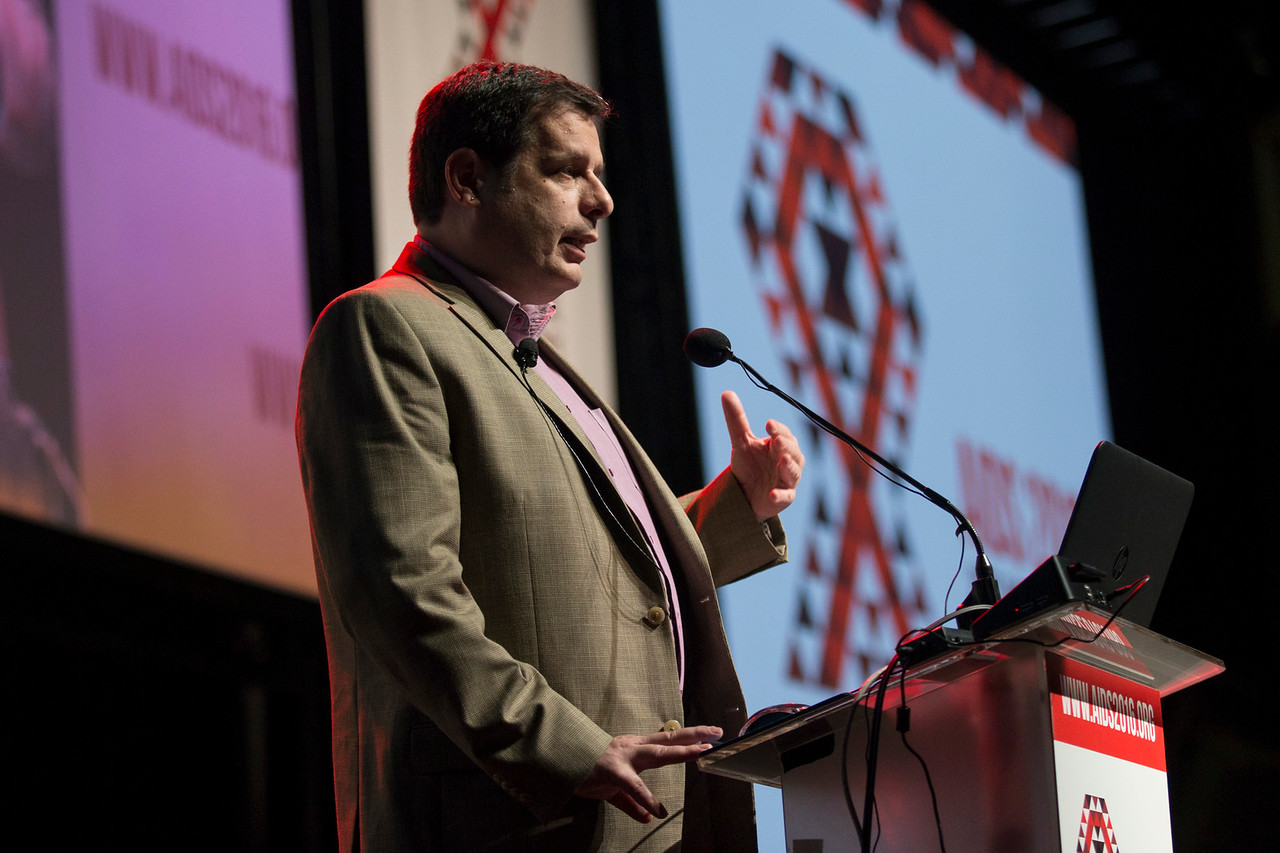 Outcomes of the HLM: what does it mean for the response?  From Commitments to Action: Implications of the 2016 UN High Level Meeting on Ending AIDS (FRSS01) AIDS response as an entry point to broader health development issues  Javier Hourcade Bellocq, International HIV/AIDS Alliance, Argentina, 21 July, 2016. Photo©International AIDS Society/Rogan Ward